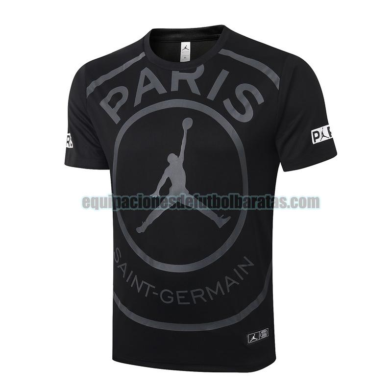 entrenamiento paris saint germain 2020-2021 negro