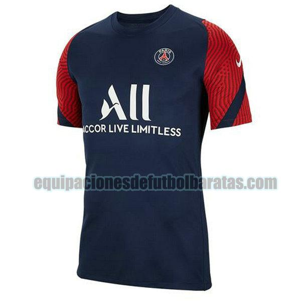 entrenamiento paris saint germain 2020-2021 verde