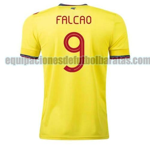 priemra camiseta colombia 2021-2022 radamel falcao 9