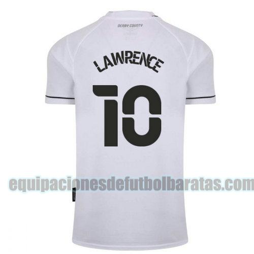 priemra camiseta derby county 2020-2021 lawrence 10