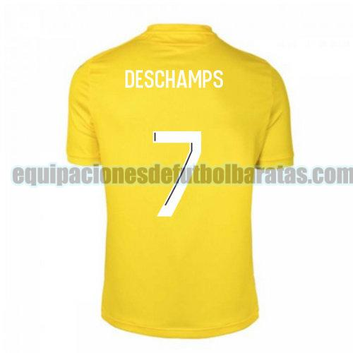 priemra camiseta nantes 2020-2021 deschamps 7