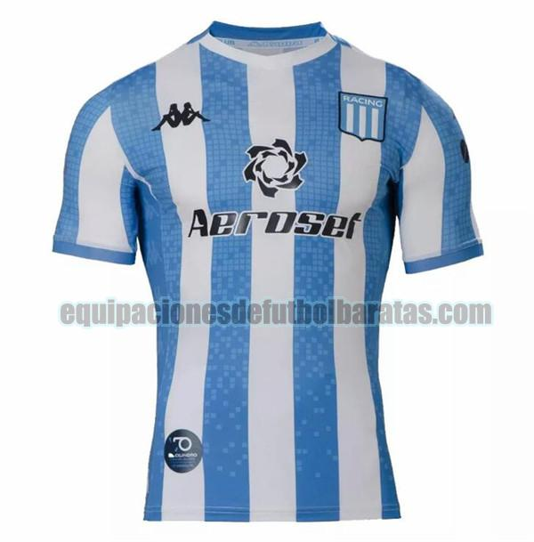 primera camiseta racing club 2020-2021