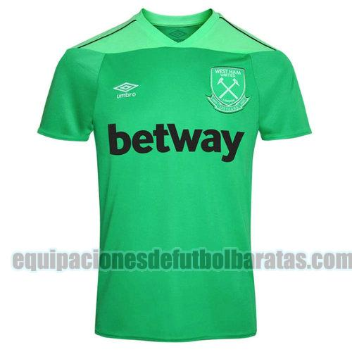 primera portero camiseta west ham united 2020-2021