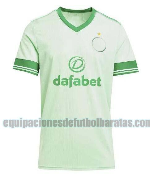seconda camiseta celtic 2020-2021 tailandia