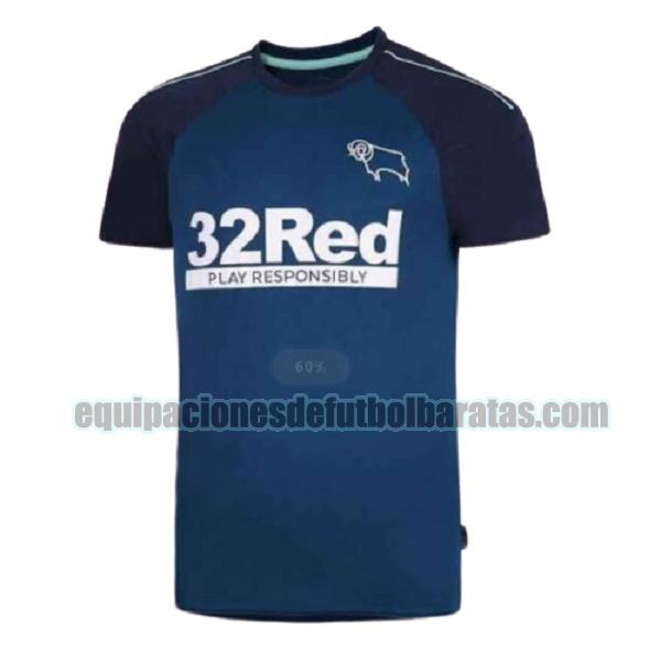 segunda camiseta derby county 2020-2021