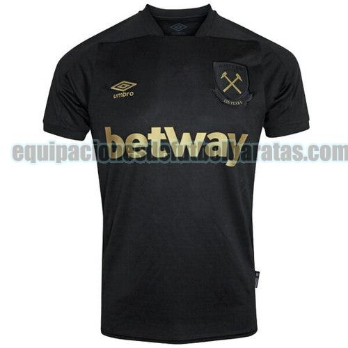 tercera camiseta west ham united 2020-2021